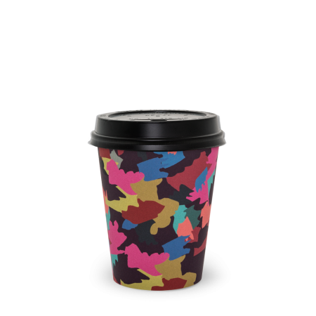 Williamsburg Camo Black Tops 8 oz